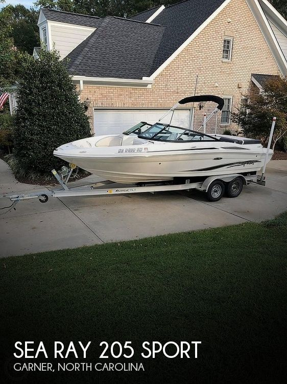 Used Sea Ray 205 Sport Boats For Sale by owner | 2012 Sea Ray 205 sport