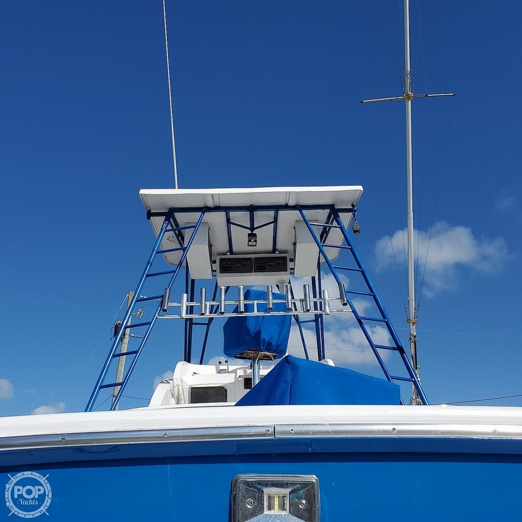 1961 Bertram boat for sale, model of the boat is 31 Sportfish & Image # 14 of 40