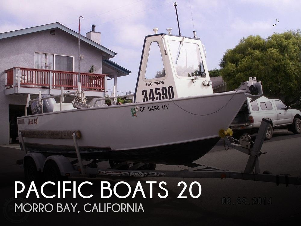 Used Boats For Sale in San Luis Obispo, California by owner | 2003 Pacific Boats 20