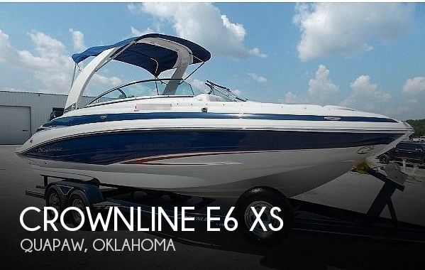 Used Power boats For Sale in Oklahoma by owner | 2017 Crownline E6 XS