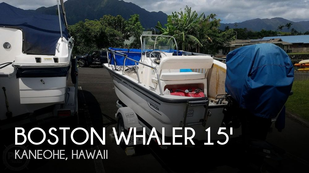 Used Boston Whaler 150 Montauk Boats For Sale by owner | 2012 Boston Whaler 150 Montauk