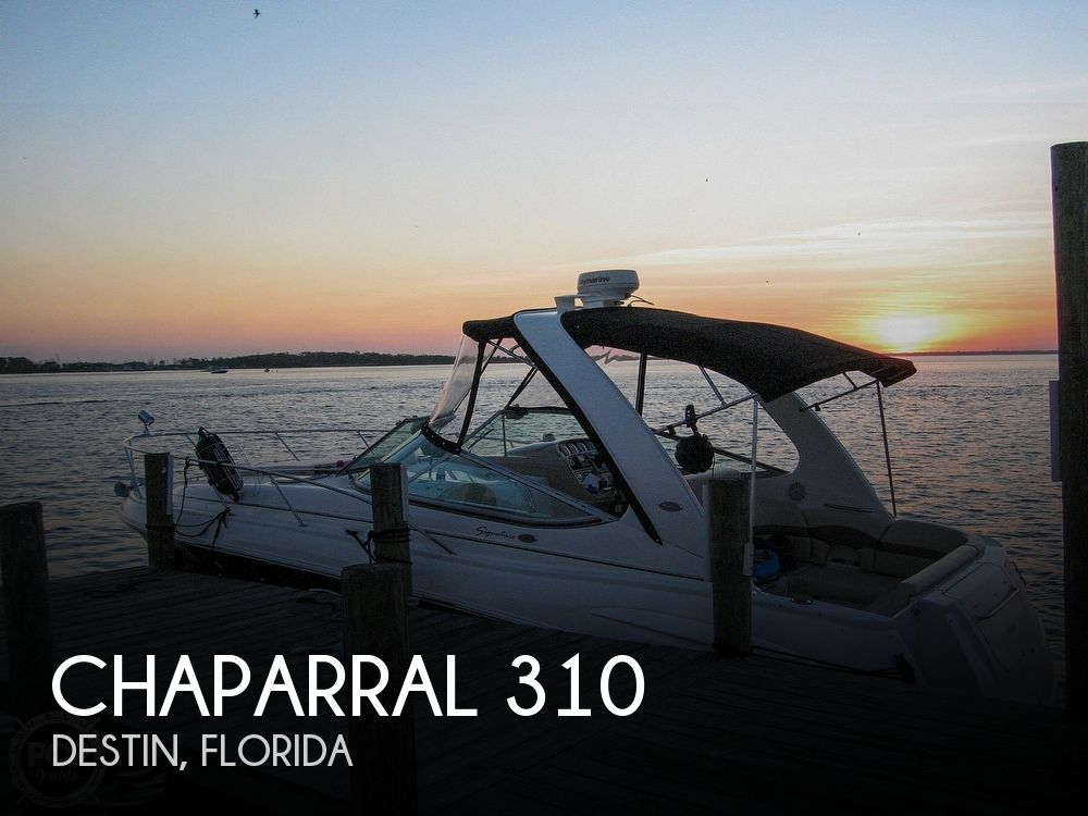 Used Chaparral 31 Boats For Sale by owner | 2006 Chaparral 310 Signature
