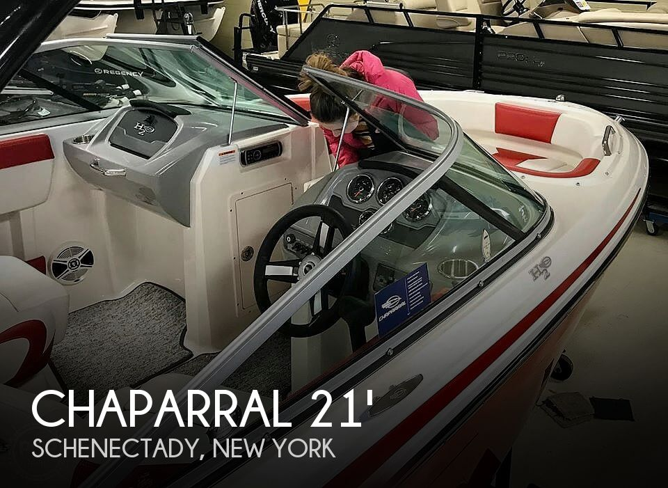 Used Chaparral 20 Boats For Sale by owner | 2017 Chaparral h20