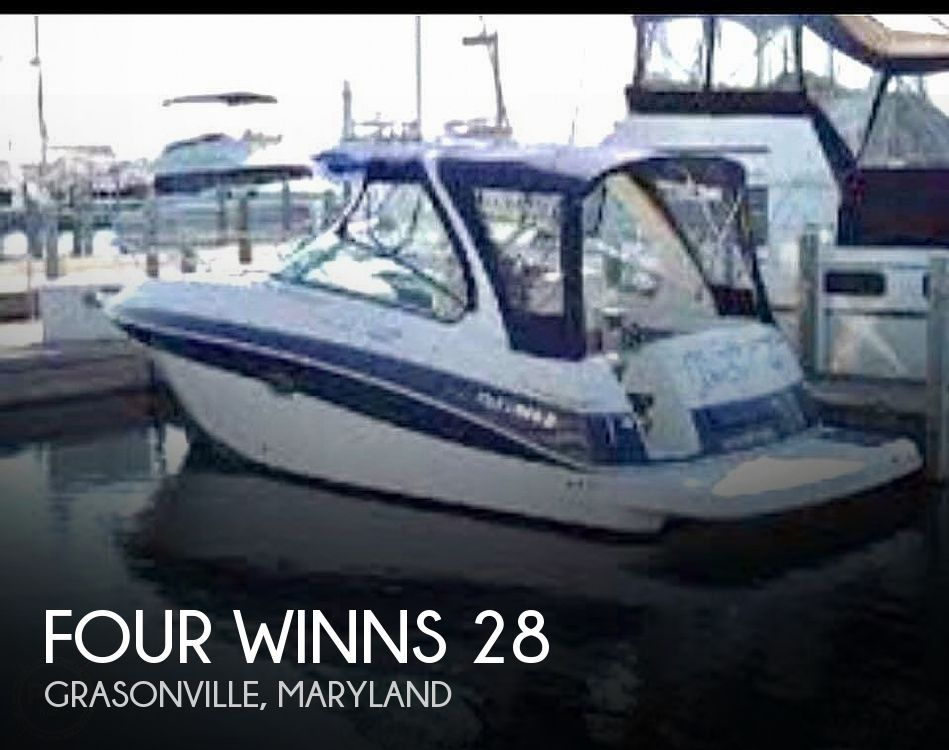 Used Four Winns 28 Boats For Sale by owner | 2007 Four Winns 28