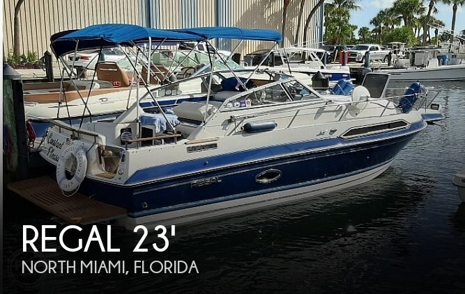 Used Regal Ambassador 233XL Boats For Sale by owner | 1990 Regal ambassador 233xl