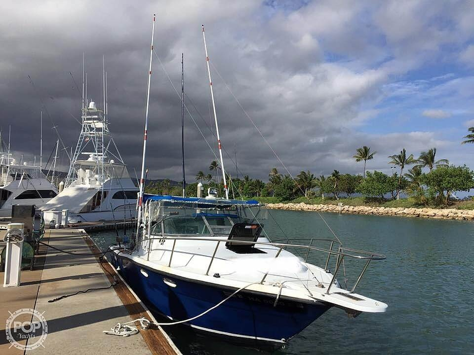 1989 Pursuit boat for sale, model of the boat is 2650 & Image # 2 of 40