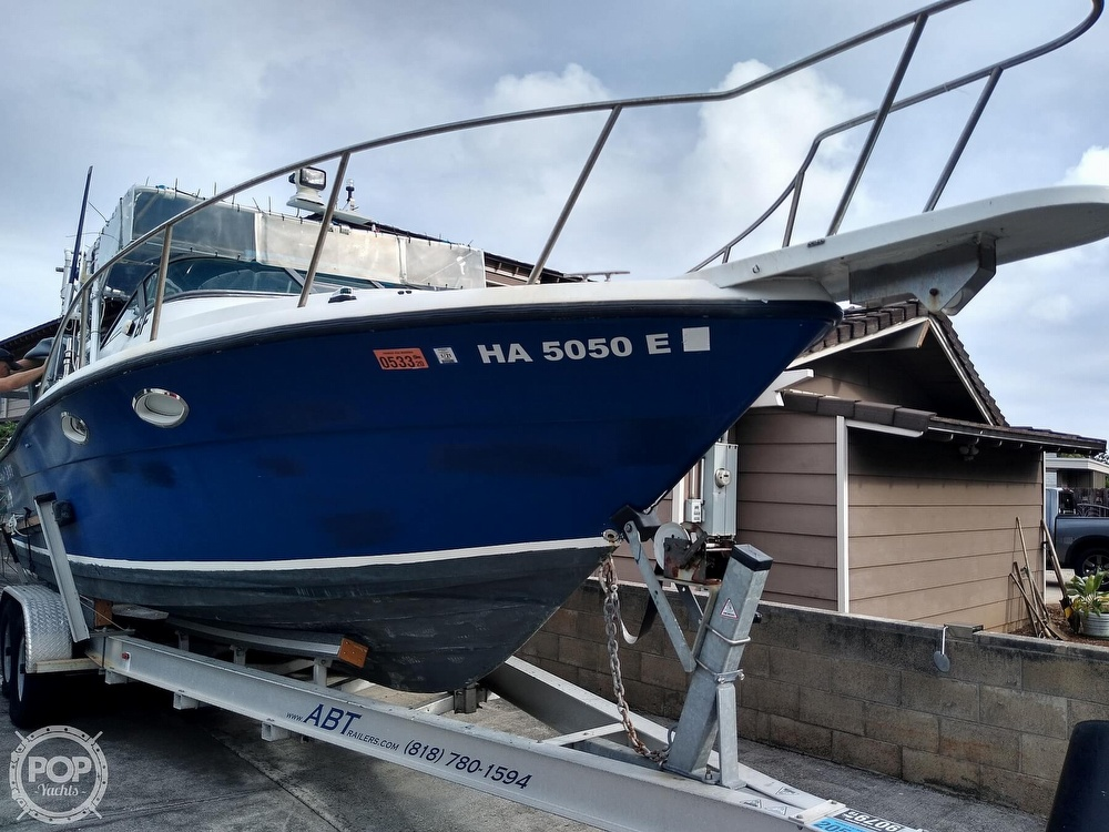 1989 Pursuit boat for sale, model of the boat is 2650 & Image # 10 of 40