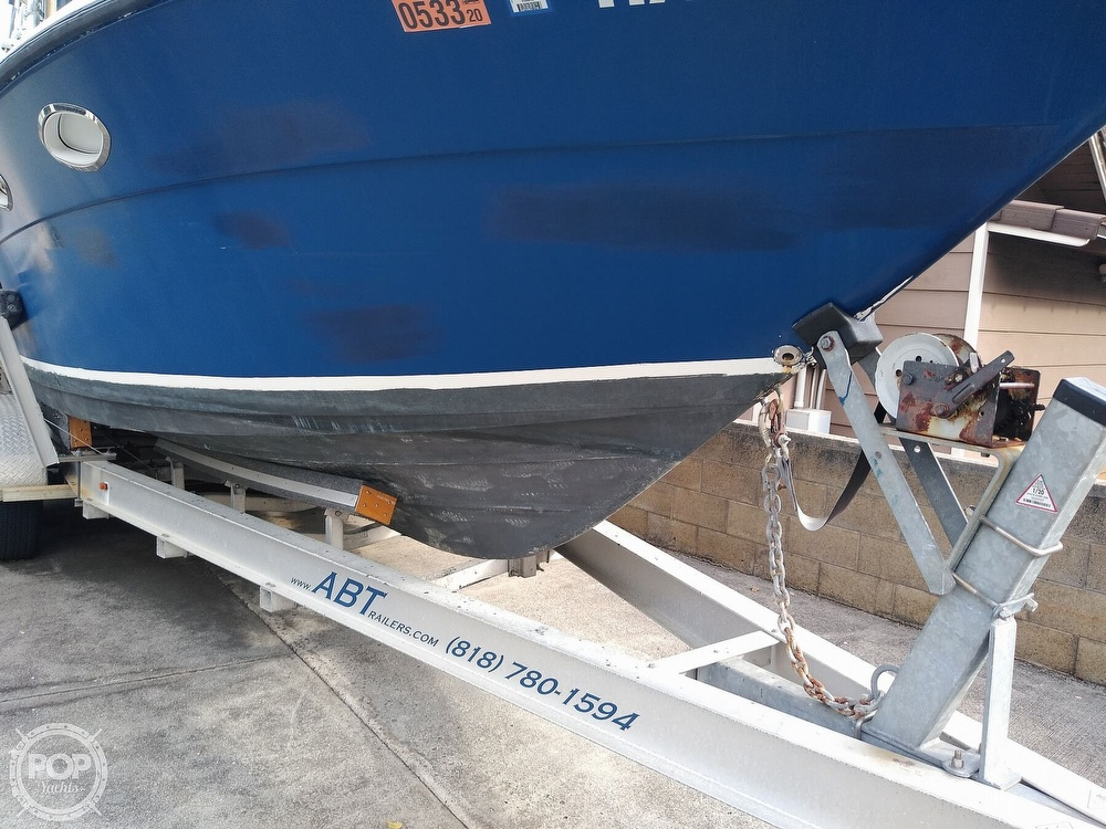 1989 Pursuit boat for sale, model of the boat is 2650 & Image # 11 of 40