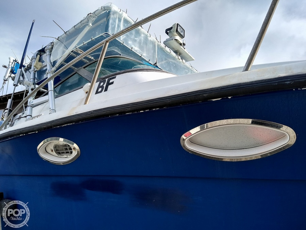 1989 Pursuit boat for sale, model of the boat is 2650 & Image # 22 of 40