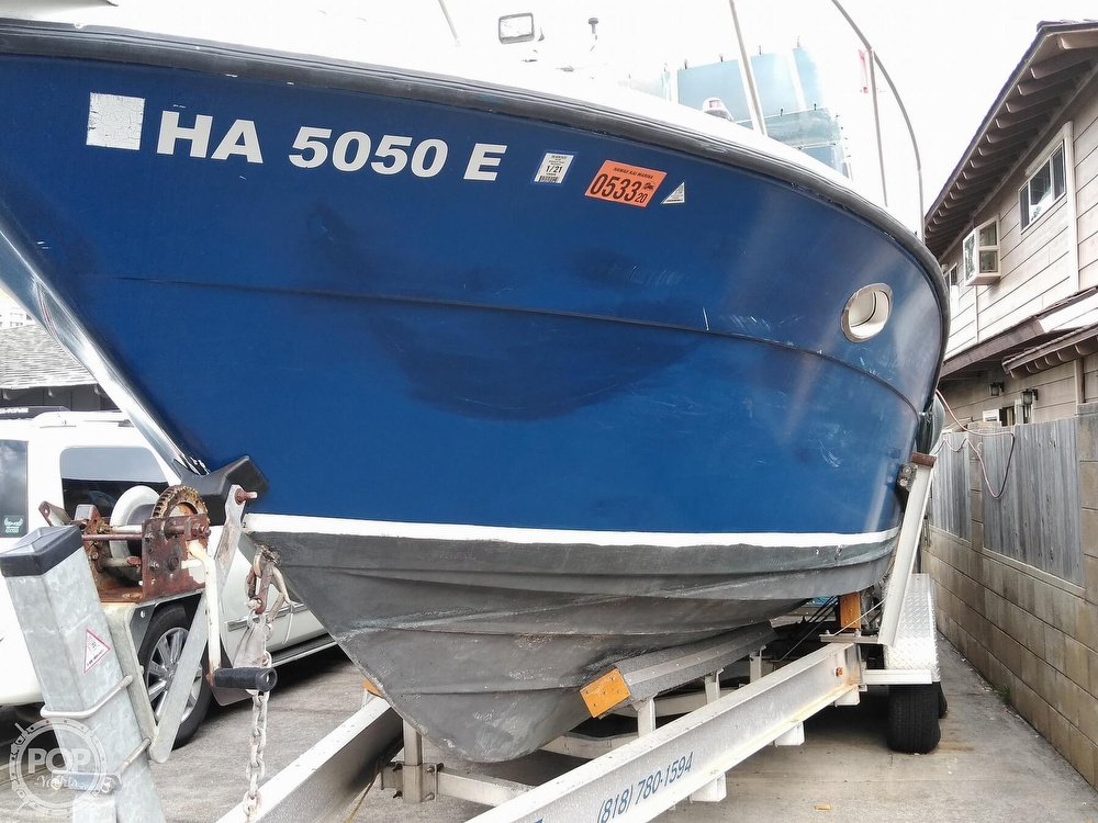 1989 Pursuit boat for sale, model of the boat is 2650 & Image # 25 of 40