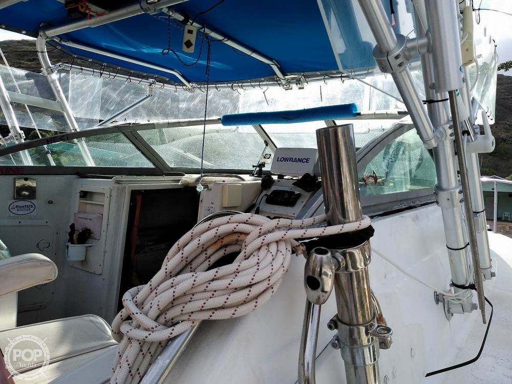 1989 Pursuit boat for sale, model of the boat is 2650 & Image # 38 of 40