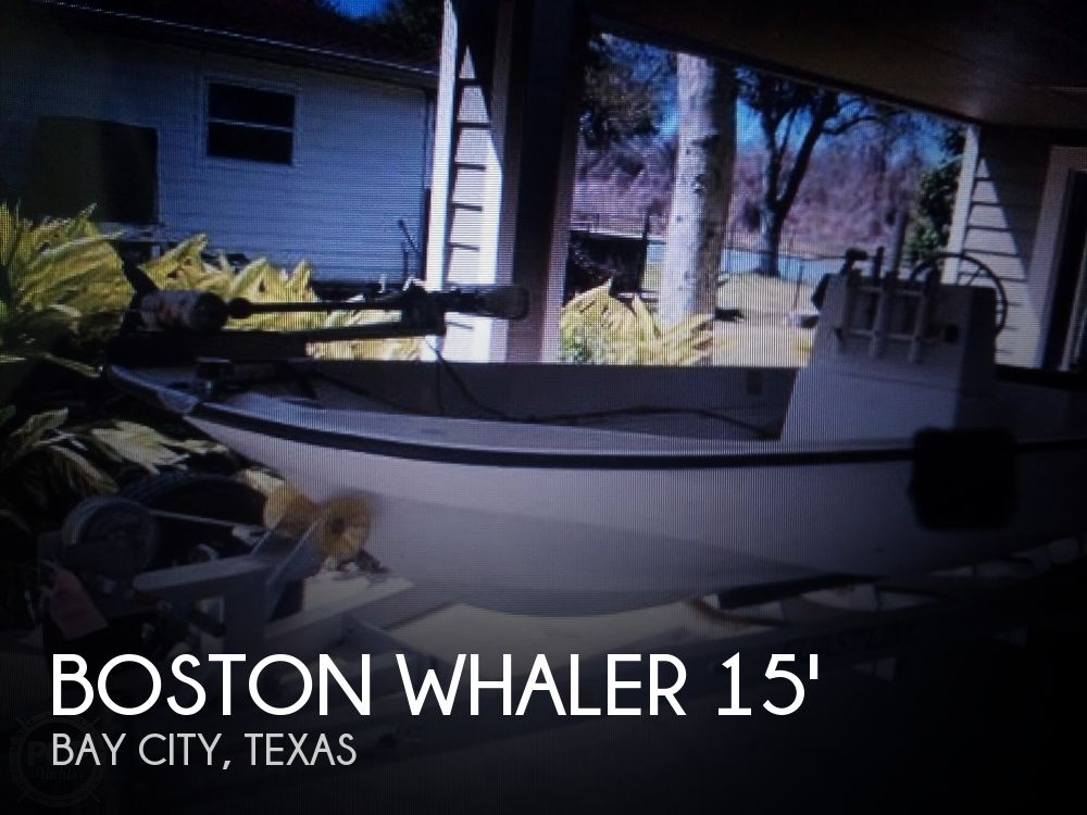 Used Boston Whaler Boats For Sale in Texas by owner | 1983 Boston Whaler 15 Sport