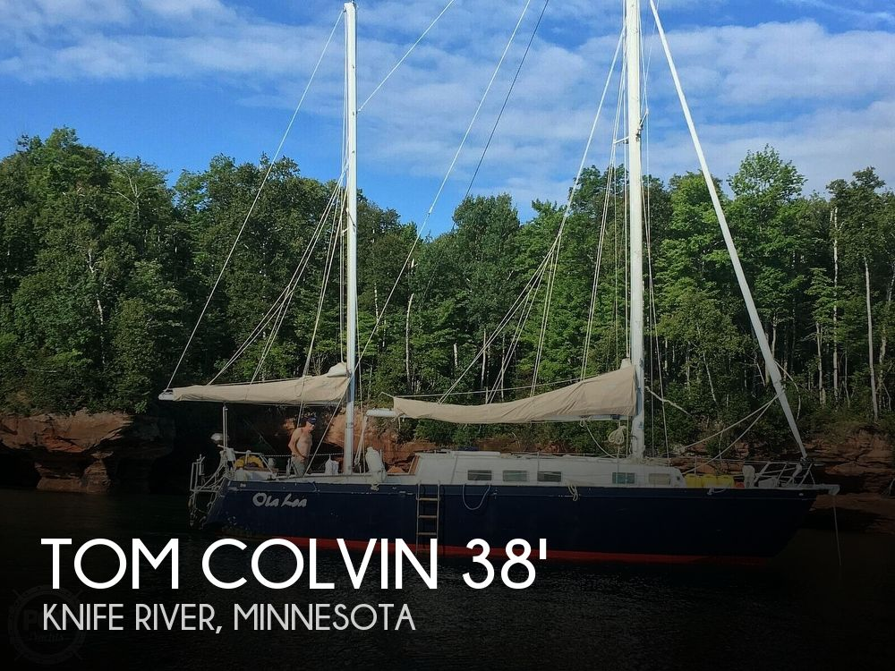 Used Boats For Sale in Duluth, Minnesota by owner | 1964 Tom Colvin Aluminum 38 Blue Water