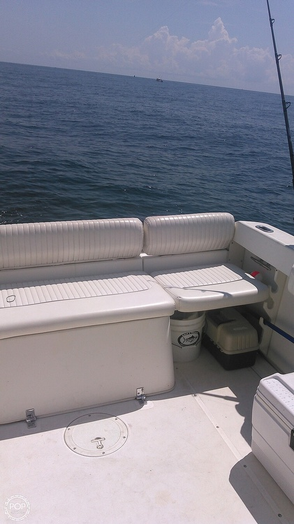 2000 Boston Whaler boat for sale, model of the boat is 23 Conquest & Image # 8 of 12