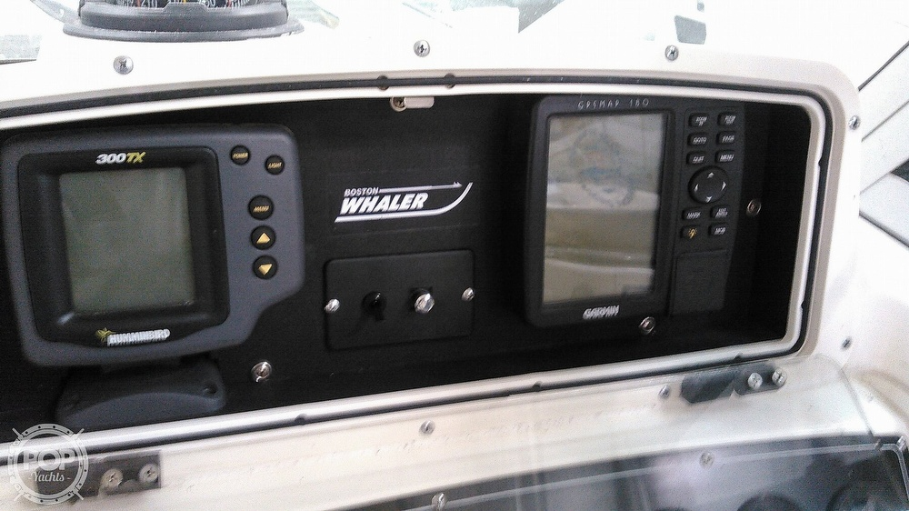 2000 Boston Whaler boat for sale, model of the boat is 23 Conquest & Image # 6 of 12