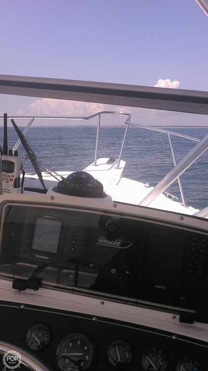 2000 Boston Whaler boat for sale, model of the boat is 23 Conquest & Image # 11 of 12