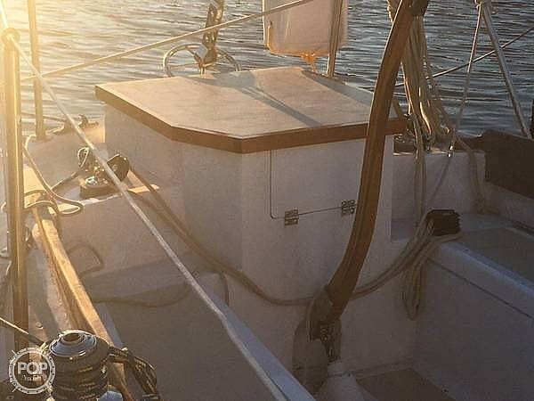1964 Pearson boat for sale, model of the boat is 405 Triton & Image # 2 of 40