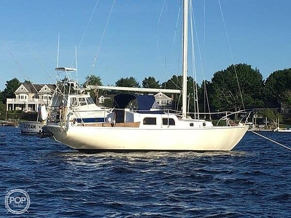 1964 Pearson boat for sale, model of the boat is 405 Triton & Image # 3 of 40