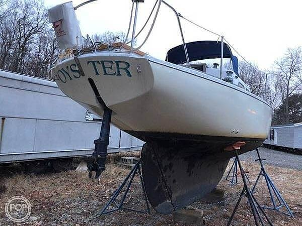 1964 Pearson boat for sale, model of the boat is 405 Triton & Image # 5 of 40