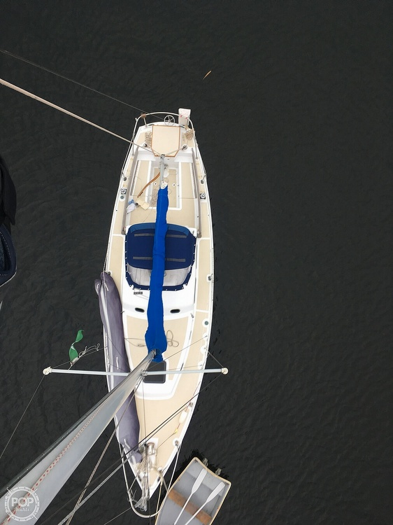 1964 Pearson boat for sale, model of the boat is 405 Triton & Image # 12 of 40