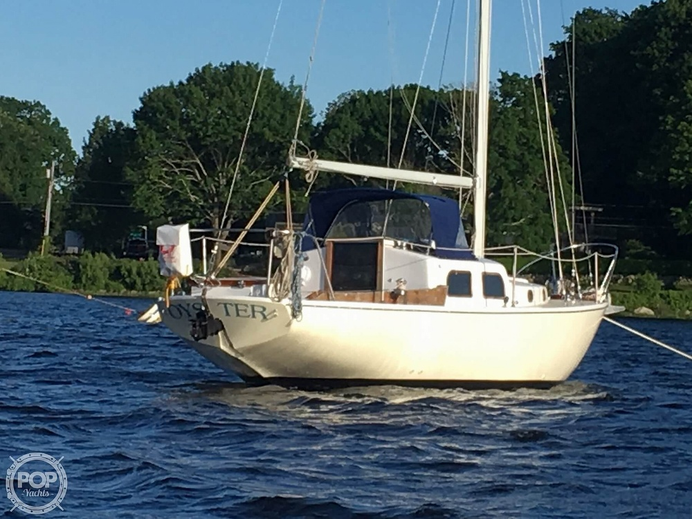 1964 Pearson boat for sale, model of the boat is 405 Triton & Image # 11 of 40