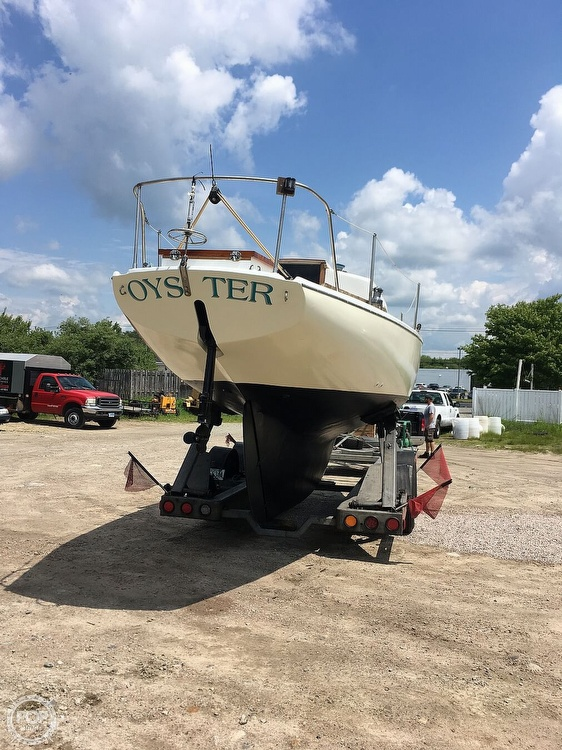 1964 Pearson boat for sale, model of the boat is 405 Triton & Image # 10 of 40