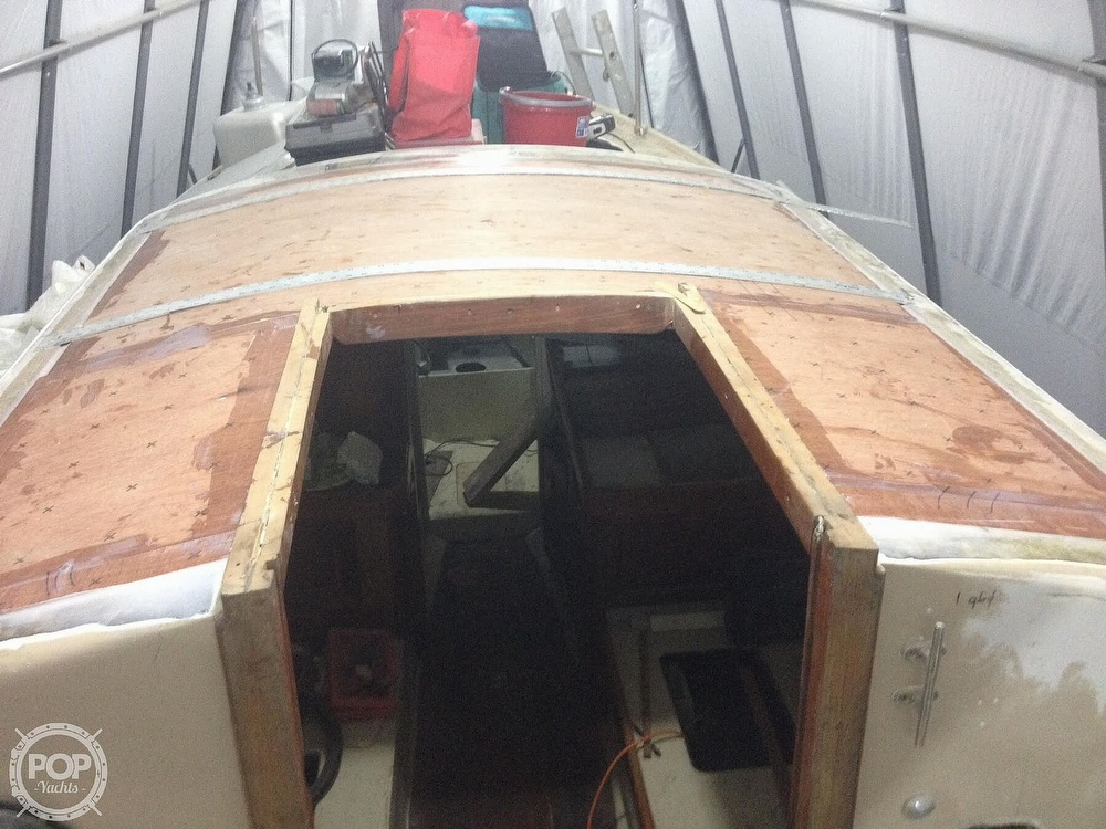 1964 Pearson boat for sale, model of the boat is 405 Triton & Image # 19 of 40
