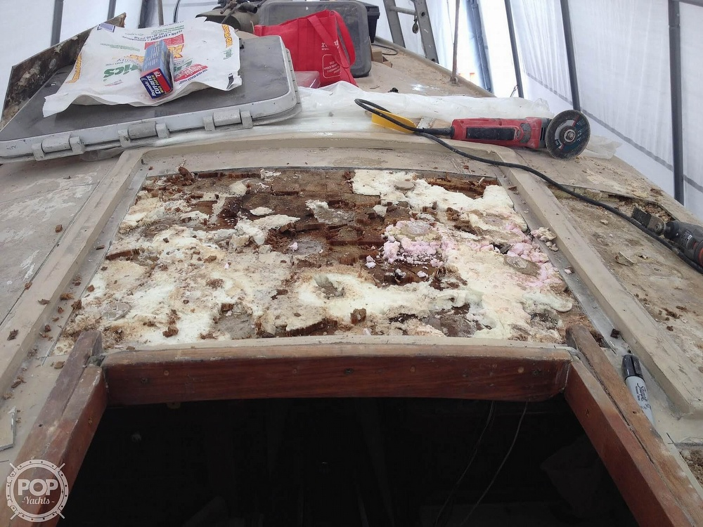 1964 Pearson boat for sale, model of the boat is 405 Triton & Image # 14 of 40