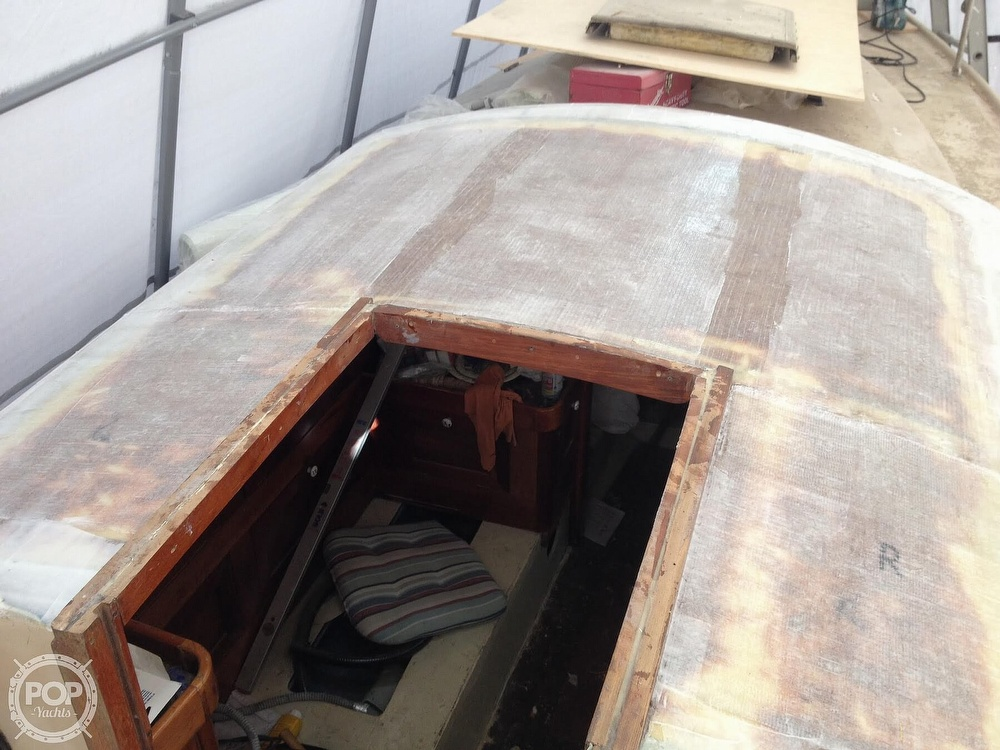 1964 Pearson boat for sale, model of the boat is 405 Triton & Image # 34 of 40