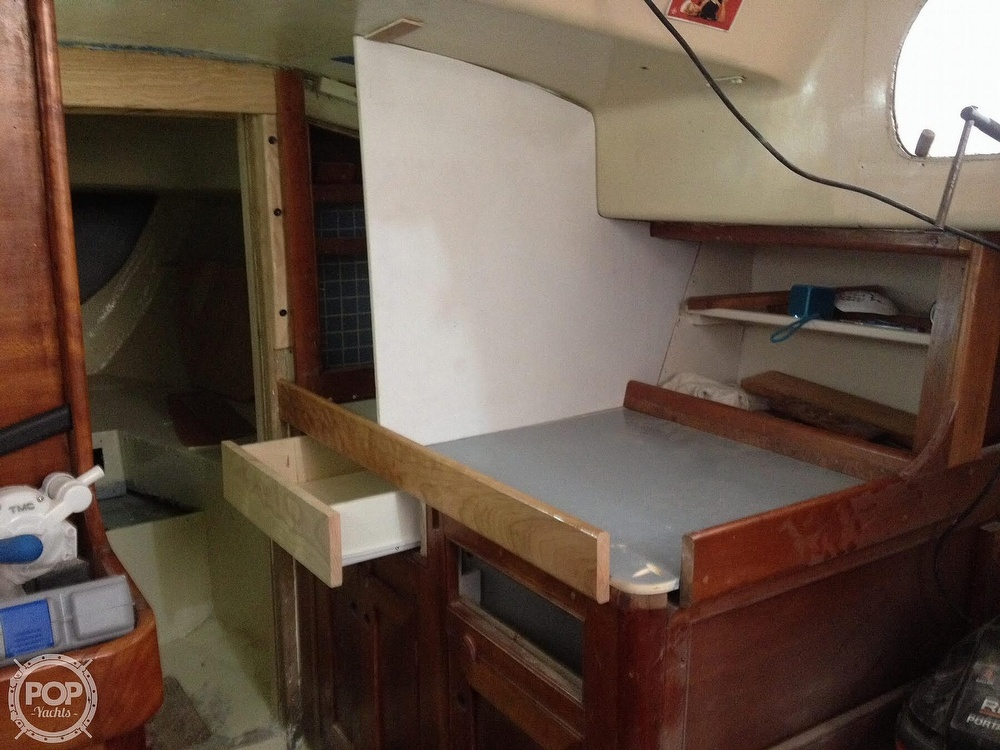 1964 Pearson boat for sale, model of the boat is 405 Triton & Image # 36 of 40