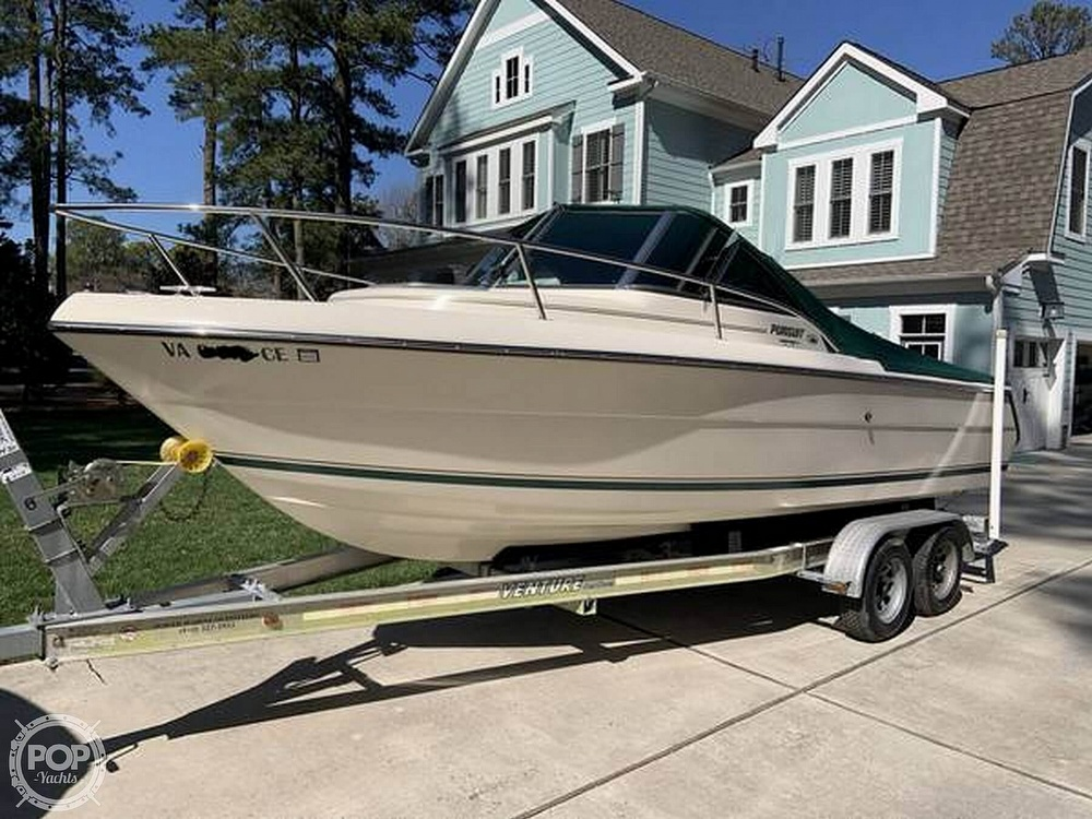 2000 Pursuit boat for sale, model of the boat is Denali & Image # 2 of 24
