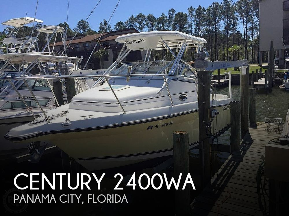 2006 Century boat for sale, model of the boat is 2400WA & Image # 1 of 6