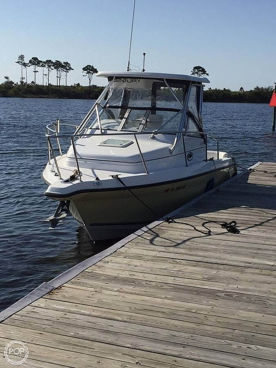 2006 Century boat for sale, model of the boat is 2400WA & Image # 2 of 6