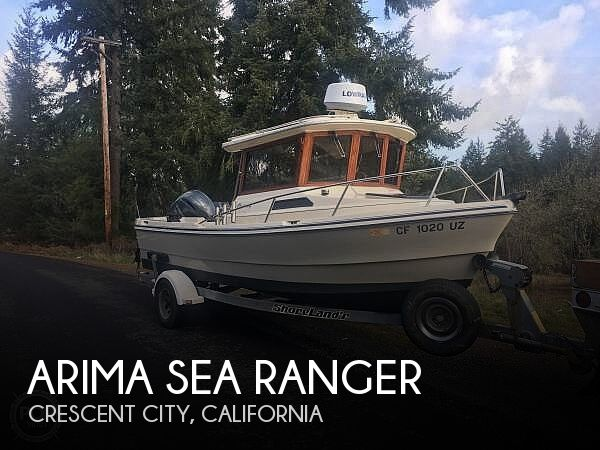 Used Arima Boats For Sale by owner | 1993 19 foot Arima Sea Ranger