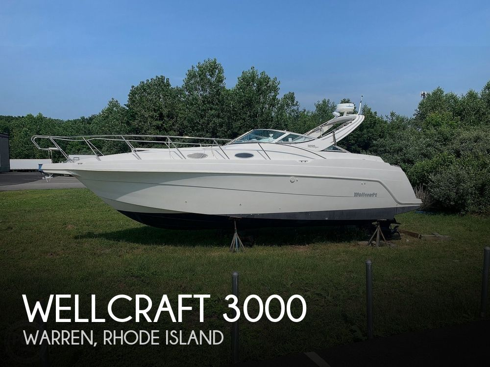 1999 WELLCRAFT 3000 MARTINIQUE for sale