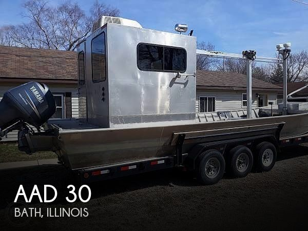 Used Boats For Sale in Peoria, Illinois by owner | 2013 AAD 30