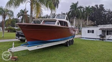 Chris-Craft Constellation, 28', for sale - $15,990
