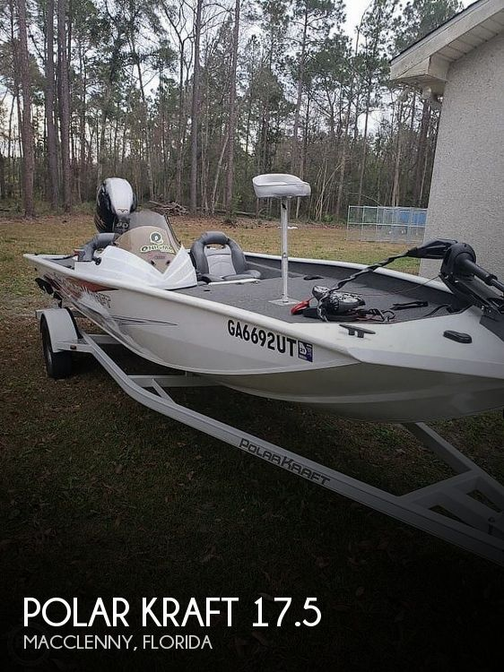Used Polar Kraft Boats For Sale by owner | 2014 Polar Kraft 17.5