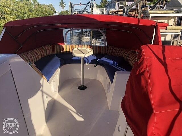1991 PleasurCat boat for sale, model of the boat is 25 APV & Image # 23 of 40