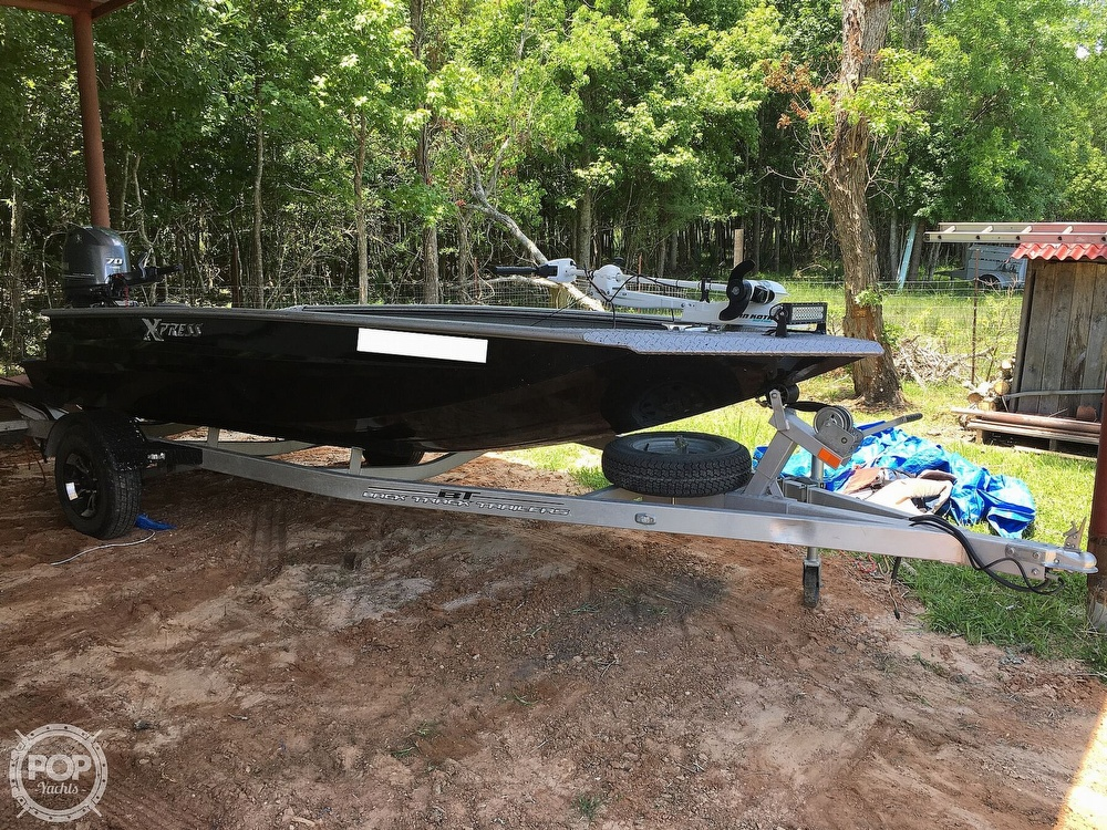 2017 Xpress boat for sale, model of the boat is H16DB & Image # 8 of 41