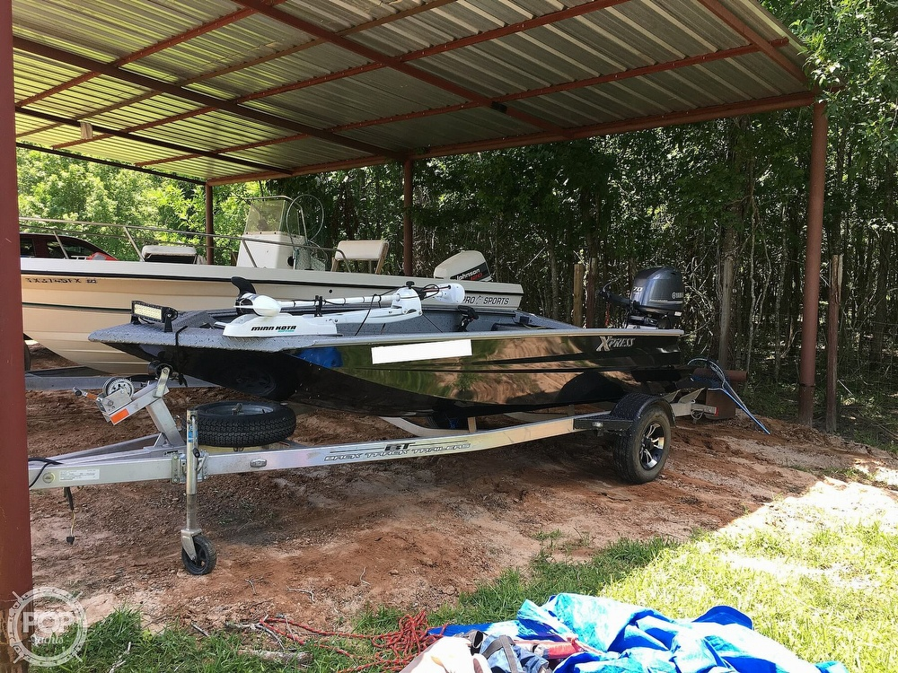 2017 Xpress boat for sale, model of the boat is H16DB & Image # 2 of 41