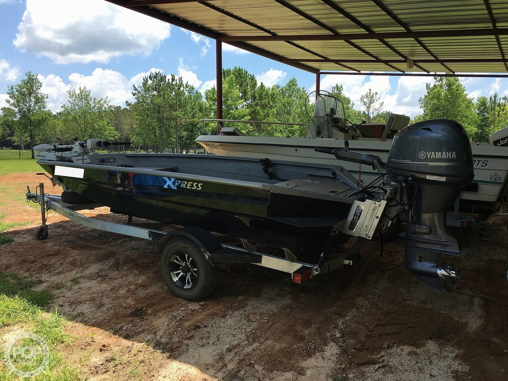 2017 Xpress boat for sale, model of the boat is H16DB & Image # 3 of 41