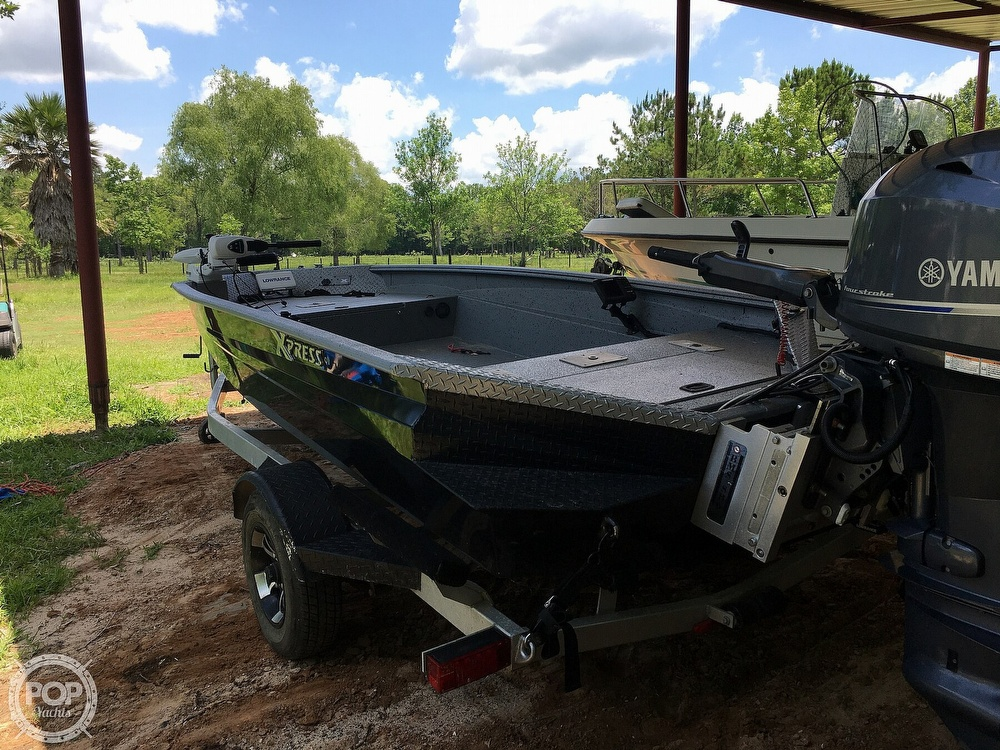 2017 Xpress boat for sale, model of the boat is H16DB & Image # 4 of 41