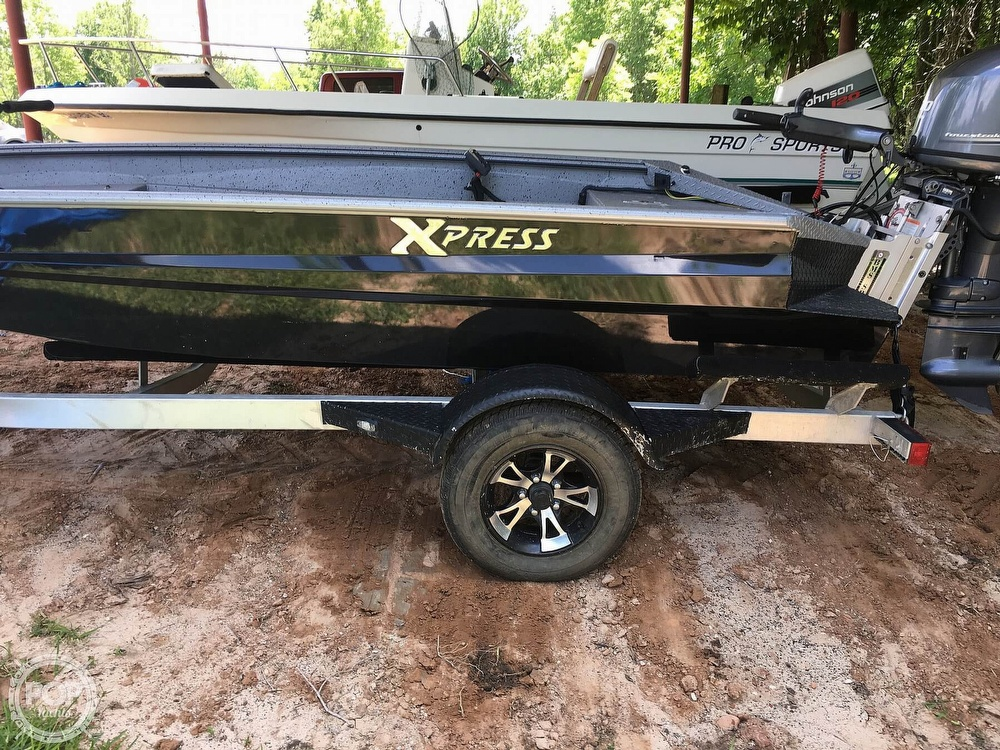 2017 Xpress boat for sale, model of the boat is H16DB & Image # 15 of 41