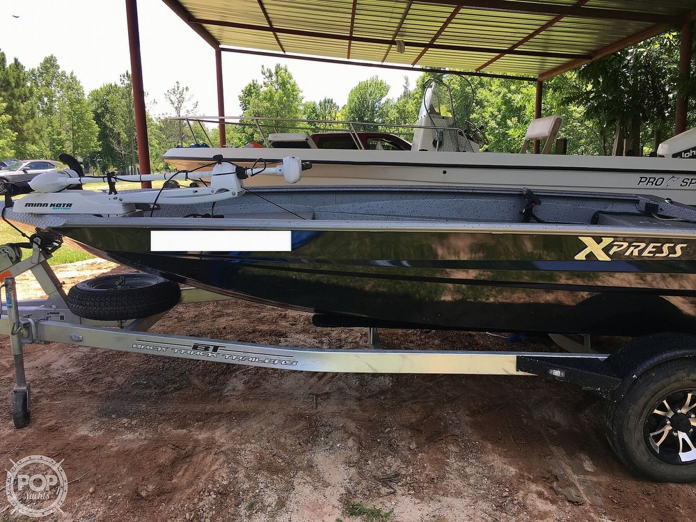 2017 Xpress boat for sale, model of the boat is H16DB & Image # 14 of 41