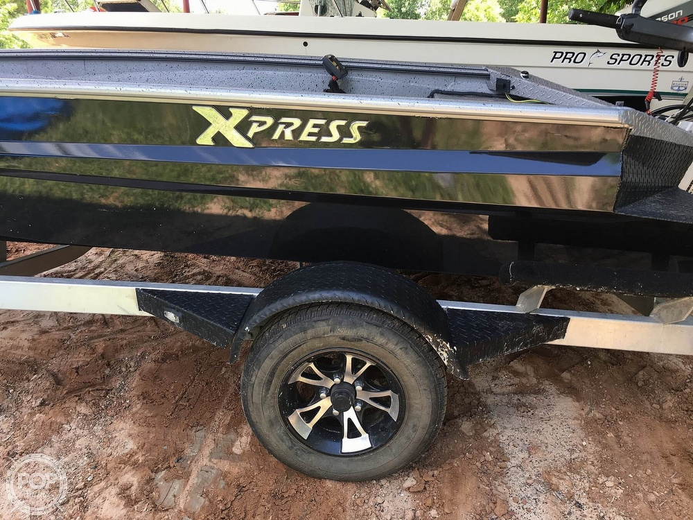 2017 Xpress boat for sale, model of the boat is H16DB & Image # 16 of 41