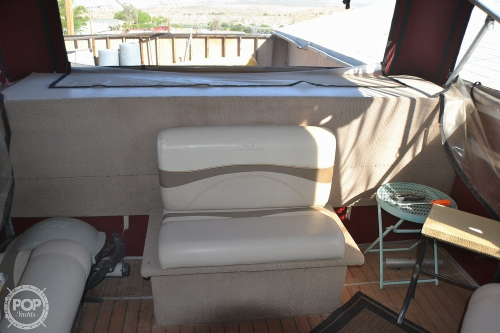 2001 Sun Tracker boat for sale, model of the boat is 32 Party Cruiser & Image # 19 of 40