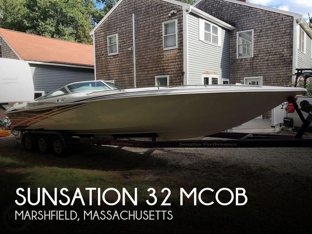 2004 SUNSATION 32 MCOB for sale