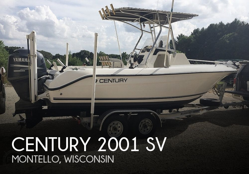 2008 Century boat for sale, model of the boat is 2001 SV & Image # 1 of 40