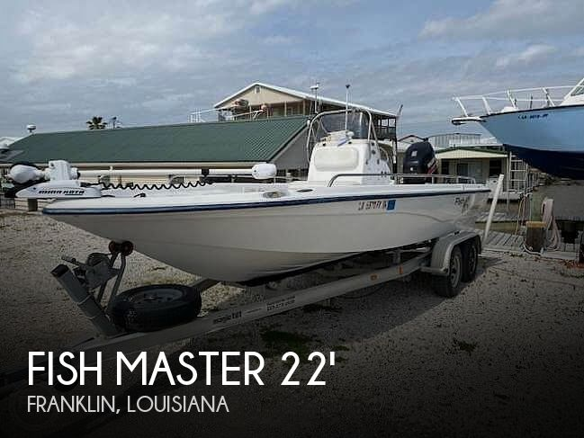 Used Fish Master Boats For Sale by owner | 2004 Fish Master 22 CC